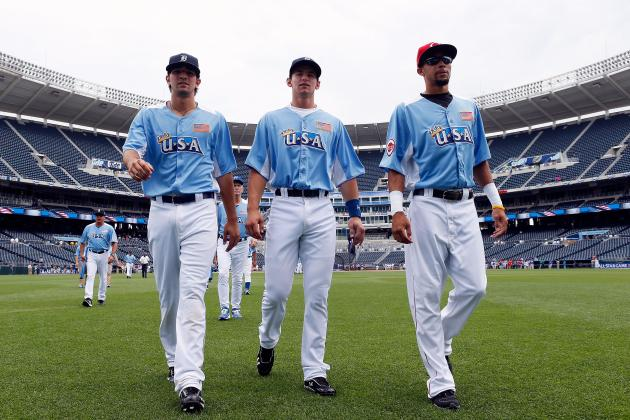 2013 MLB All-Star Futures Game's Team USA, World Rosters Released