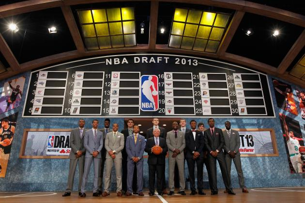 2013 NBA Draft Grades: Team-by-Team Report Cards