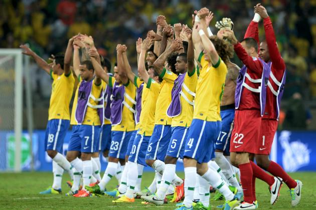 Brazil vs. Uruguay: 6 Things We Learned from Confed Cup Semifinal