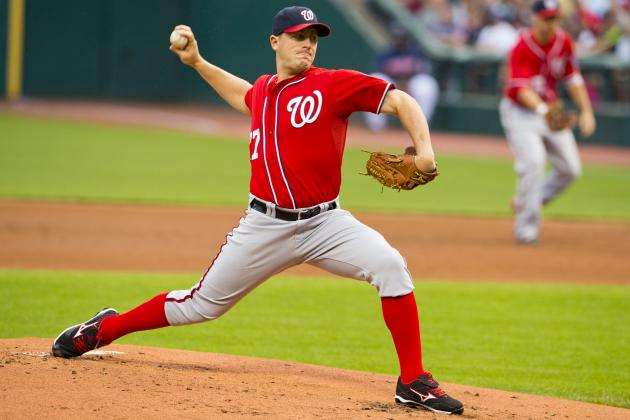 Nats' Biggest Winners, Losers of the First Half of the Season