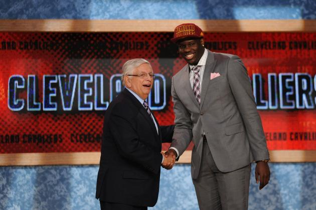 2013 NBA Draft Results: Live Grades for Every Pick