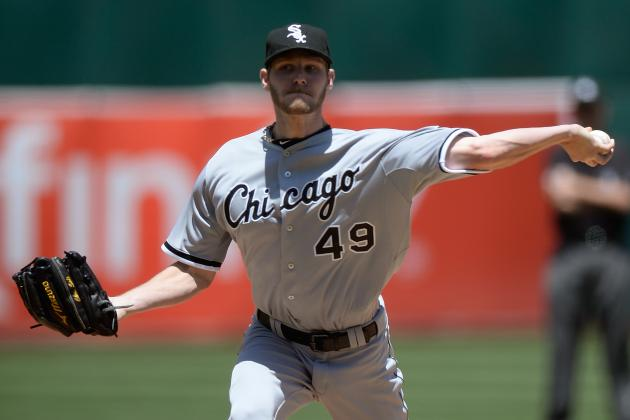 Chicago White Sox's Biggest Winners, Losers of the First Half of the Season