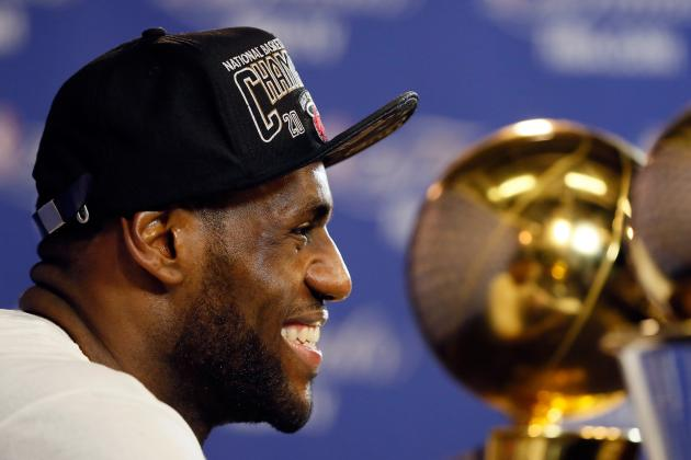 5 Reasons LeBron James Can Be Even Better in 2013-14