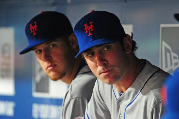 Ranking the Top 4 1-2 Starting Rotation Duos in Mets History