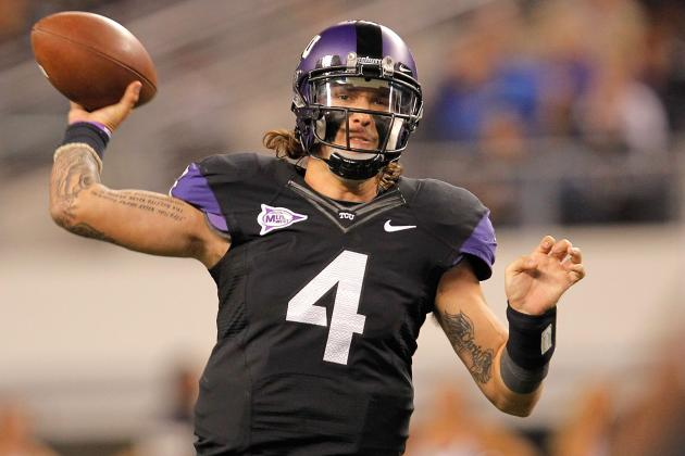 Big 12 Football: 4 Reasons the Big 12 Will Be Better Than the SEC in 2013