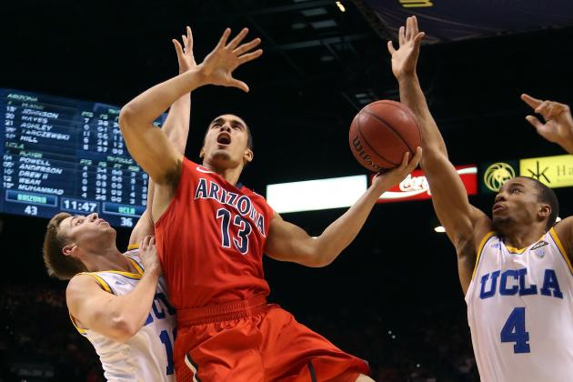 2014 Title Odds for Each of College Basketball's Top 20 Contenders