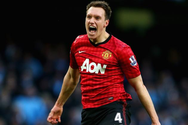 5 Possible Roles for Phil Jones at Manchester United Next Season