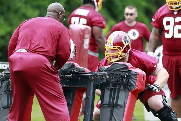 Bubble Watch for Redskins Training Camp