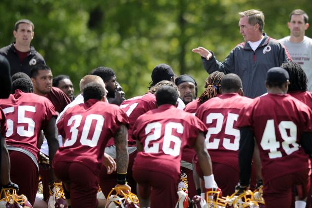 Projected Washington Redskins Final 53-Man Roster, Training Camp Edition