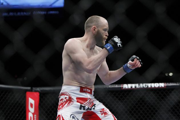 5 Reasons TJ Grant Could Defeat Benson Henderson at UFC 164
