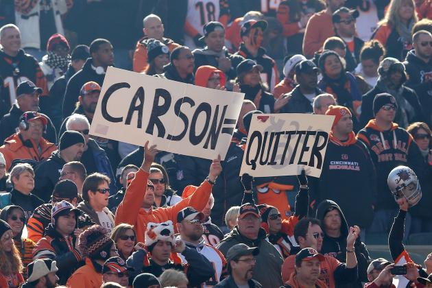 Things a Cincinnati Bengals Fan Says