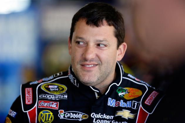 Ranking the Top 10 Tantrums of Tony Stewart's NASCAR Career