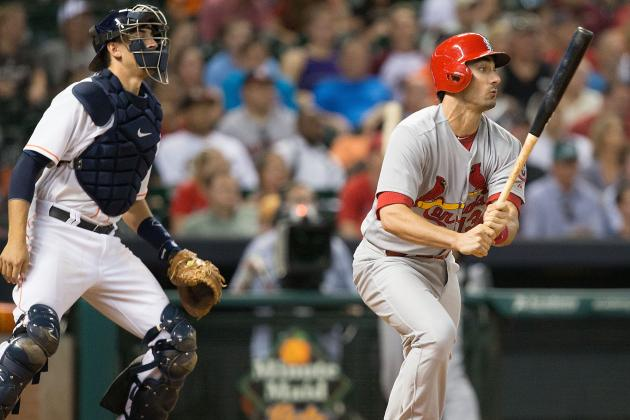 St. Louis Cardinals Biggest Winners, Losers of the First Half of the Season