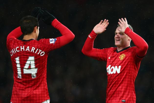 If Wayne Rooney Stays at Manchester United, Who Leaves?