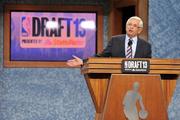 NBA Power Rankings: Post-2013 Draft Edition