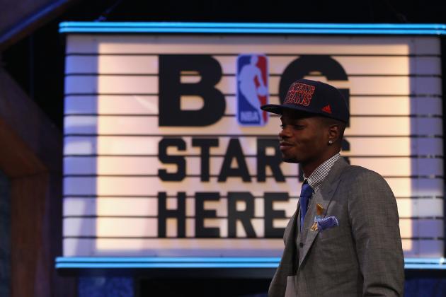 NBA Trades 2013: Draft Day Updates, Grades and Analysis