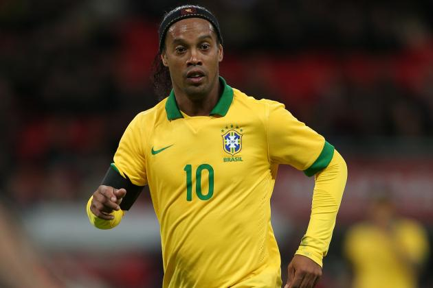 Ronaldinho's Condoms and the 20 Worst Player Endorsement Deals