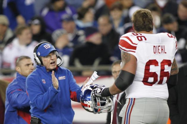Tale of the Tape for New York Giants' Biggest Question Mark Heading into Camp