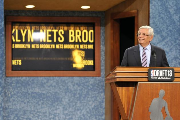 Ranking David Stern's Best Moments from NBA Draft and Swan Song in Spotlight