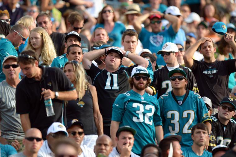 Things a Jacksonville Jaguars Fan Says