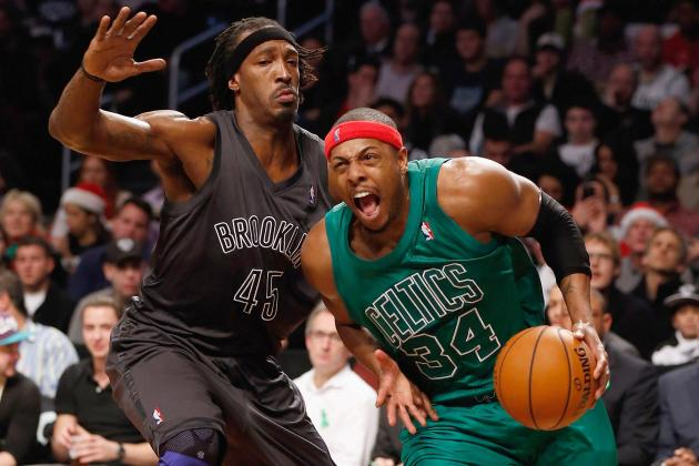 Winners and Losers of Nets-Celtics Trade for Kevin Garnett, Paul Pierce