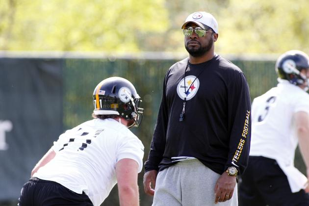 Full Training Camp Roster Breakdown for the Pittsburgh Steelers