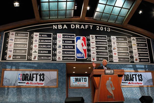 NBA Draft 2013: Ranking the Best and Worst Picks