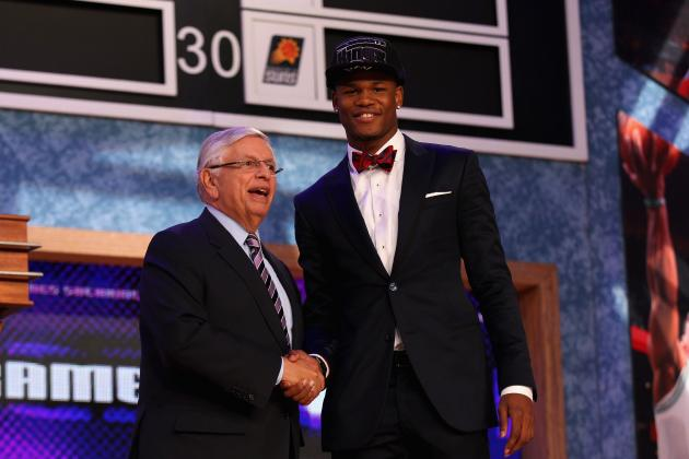 The Biggest Steals from the 2013 NBA Draft