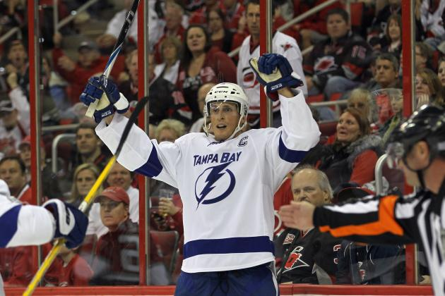 Vincent Lecavalier Buyout: 5 Best Landing Spots for Former Lightning Star