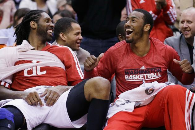 5 Reasons the Washington Wizards Will Make the Playoffs in 2014