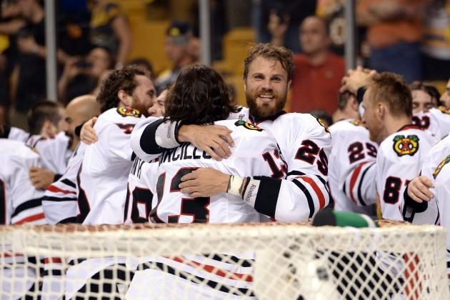 Chicago Blackhawks: 7 Players Who Will Be Moving On After Stanley Cup Triumph