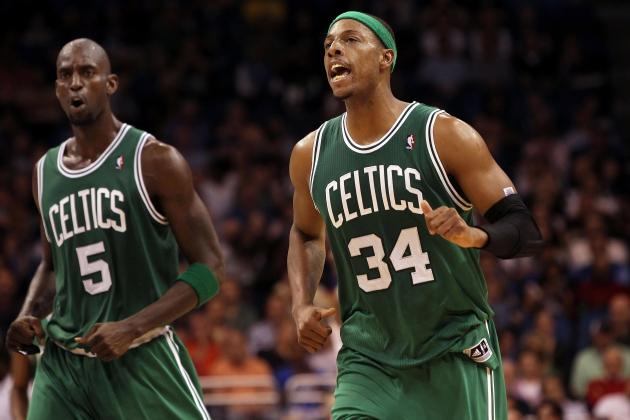 Updated Odds to Win 2014 NBA Title, Post-Kevin Garnett, Paul Pierce Blockbuster