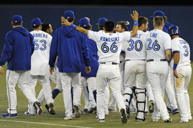 Toronto Blue Jays 2013: Full 2nd-Half Predictions for Each Player