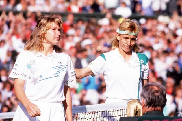 The Greatest Stars in Wimbledon History