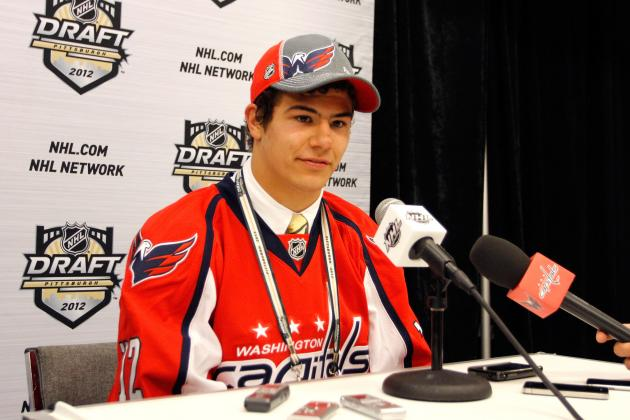 Washington Capitals' Full Seven-Round 2013 Mock Draft
