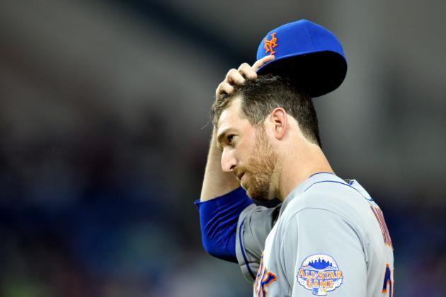 New York Mets' Biggest Winners, Losers of the First Half of the Season