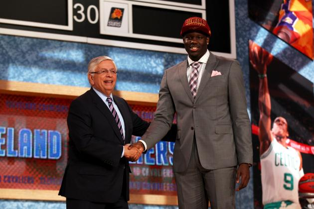 Grading Cleveland Cavaliers' Draft Day Decisions