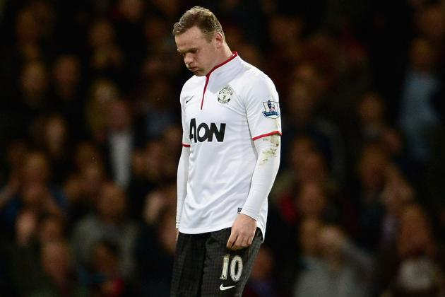 Wayne Rooney Transfer Rumors: Latest News on the Manchester United Star (UPDATE)