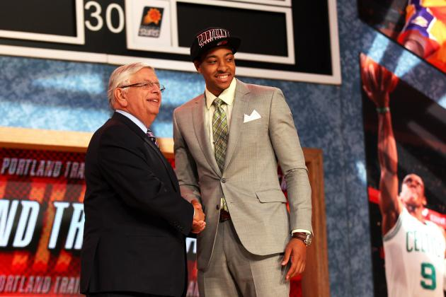 Grading Portland Trail Blazers' Draft-Day Decisions