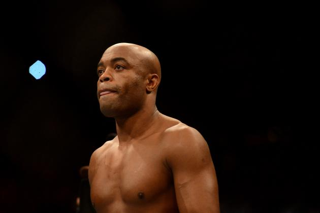UFC 162 Preview: Ranking Anderson Silva's UFC Middleweight Title Fights