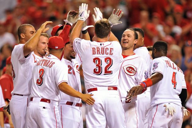 Cincinnati Reds' Most Memorable Highlights of the Season's First Half