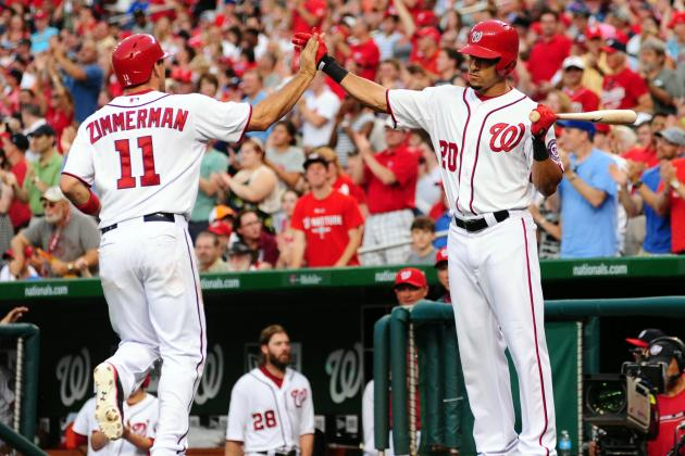 Handing out First-Half Awards to the Washington Nationals