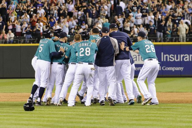 Seattle Mariners' Most Memorable Highlights of the Season's First Half