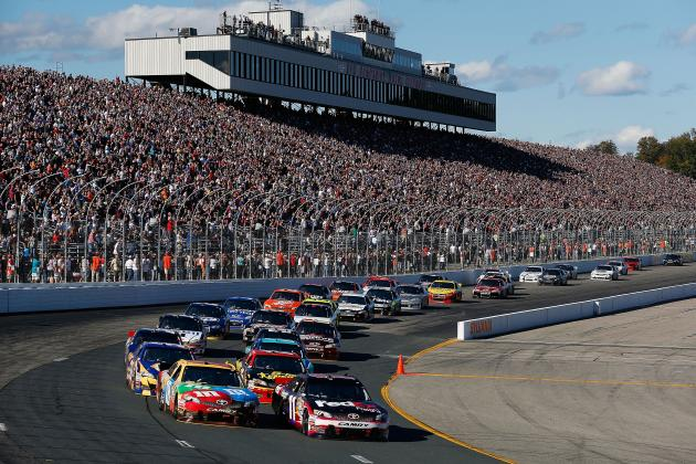 The 5 NASCAR Tracks That Provide the Least Exciting Racing
