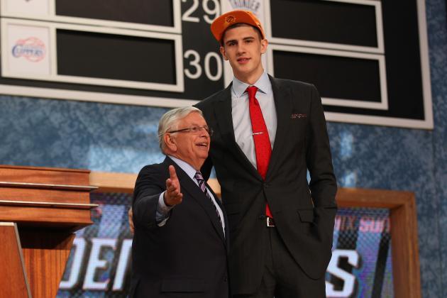 Phoenix Suns 2013 NBA Draft Grades