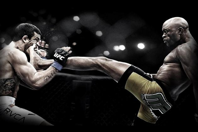 UFC 162: 5 Biggest Psych-out Moments from Anderson Silva's Career