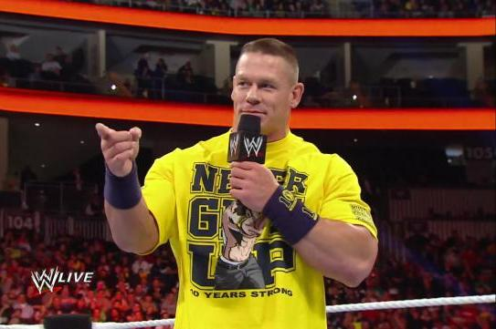 Cena, Bryan and WWE's Most Valuable Wrestlers for the 1st Half of 2013