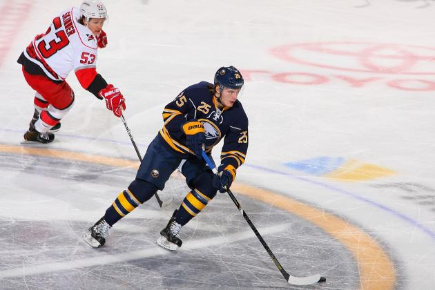 Buffalo Sabres' Three Biggest Draft Story Lines