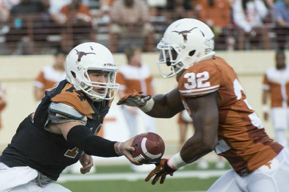 Texas Football: Power Ranking the Strongest Positional Units for 2013