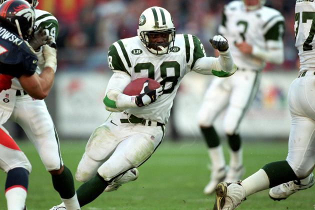 New York Jets Jerseys You Likely Rocked as a Kid